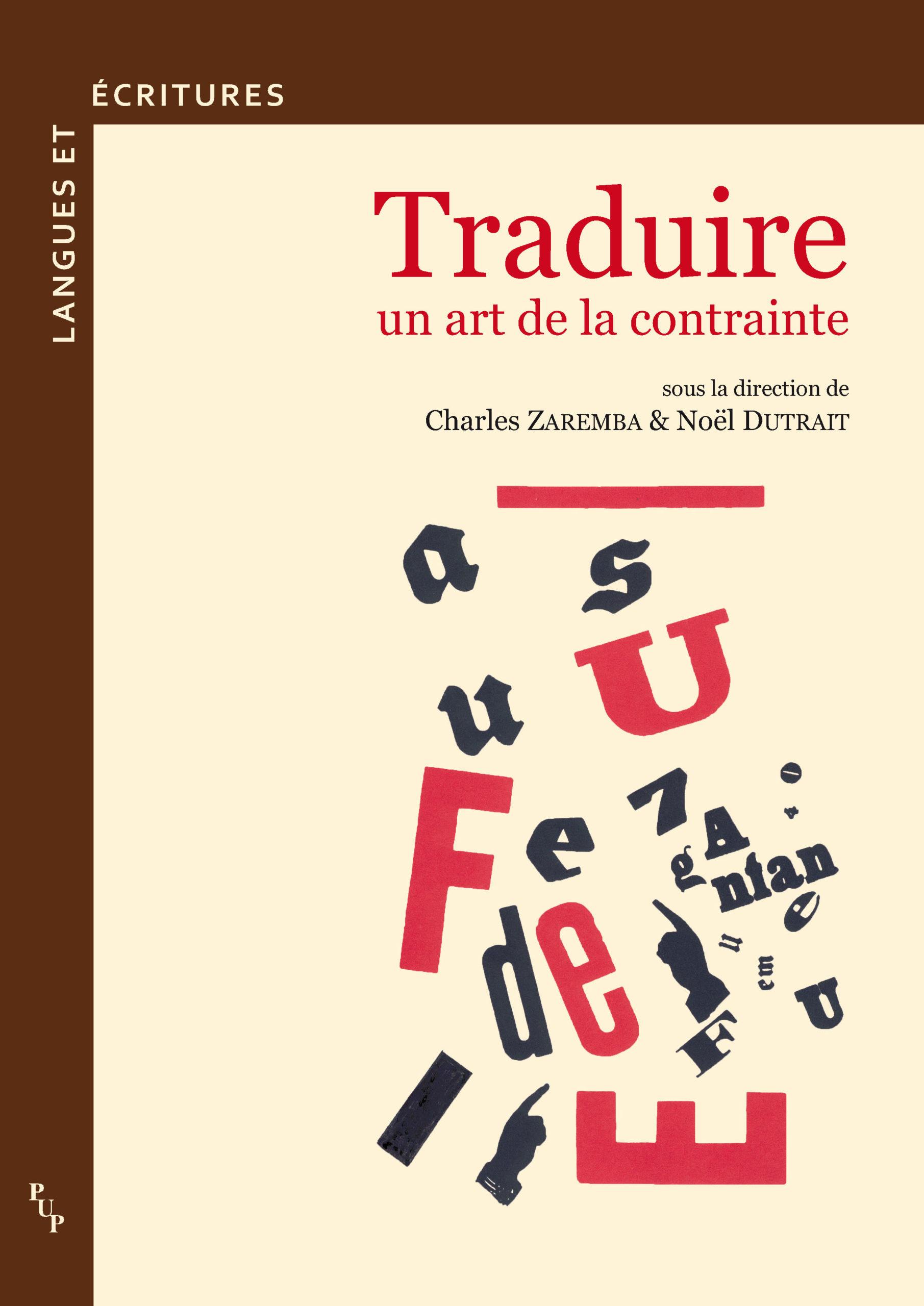 Traduire: un art de la contrainte