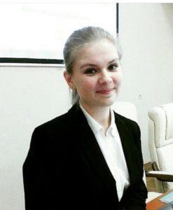 Daria KHOLODOVA