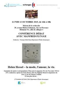 Helen Hessel – la mode, l'amour, la vie