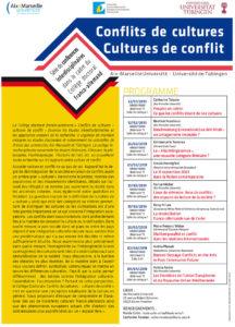 Collège doctoral franco-allemand: série de conférences interdisciplinaires