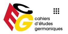 logo des Cahiers d'Études Germaniques