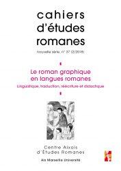 Le roman graphique en langues romanes.