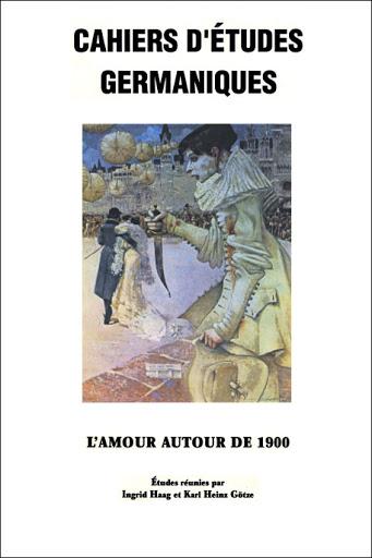 L'amour autour de 1900.